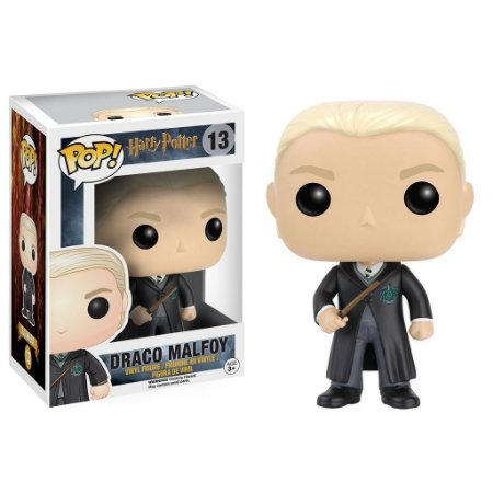 Draco Malfoy - Harry Potter - Funko Pop