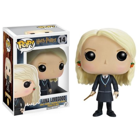 Luna Lovegood - Harry Potter - Funko Pop