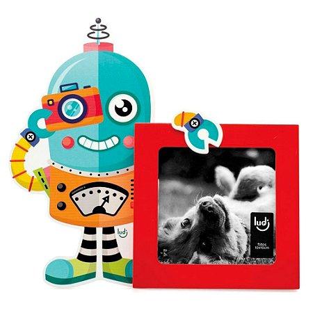 Porta-Retrato Robô