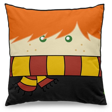 Almofada Ron Weasley - Harry Potter