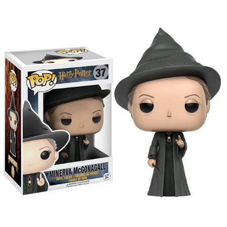 Minerva McGonagall - Harry Potter - Funko Pop