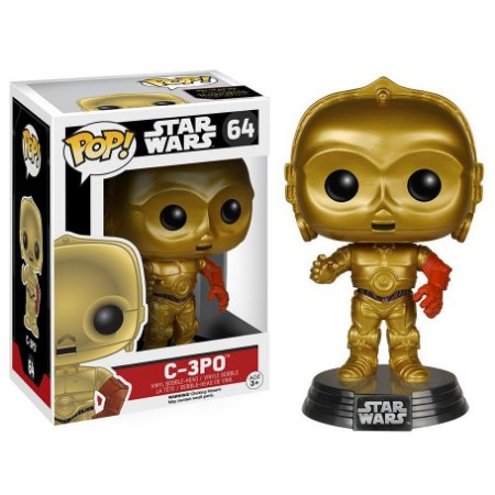 C-3PO - Star Wars - Funko Pop
