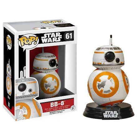 BB-8 - Star Wars - Funko Pop