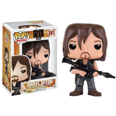 Daryl Dixon - The Walking Dead - Funko Pop