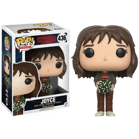 Joyce - Stranger Things - Funko Pop
