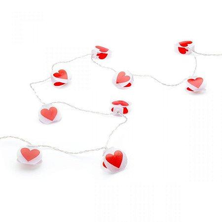 Cordão de Luz - Corações