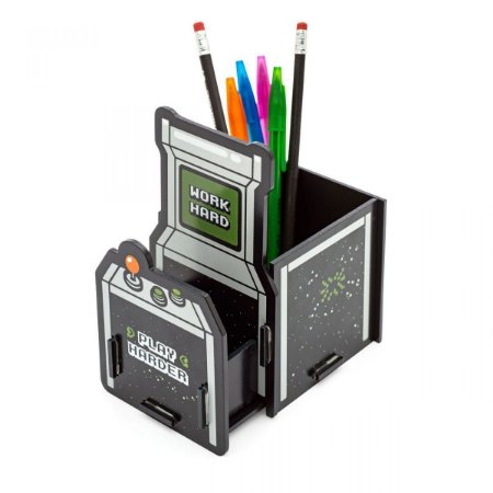 Porta-treco Gamer Retrô