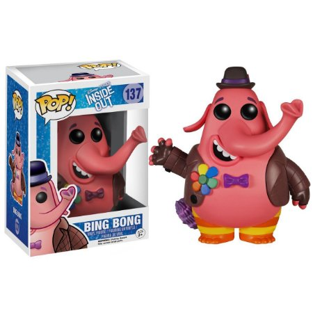 Bing Bong - Divertida Mente - Funko Pop