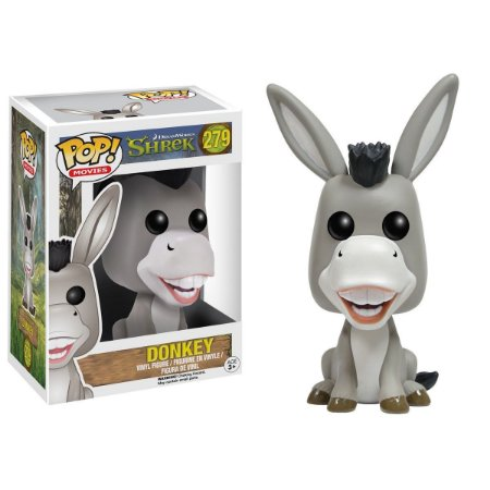 Burro - Shrek - Funko Pop