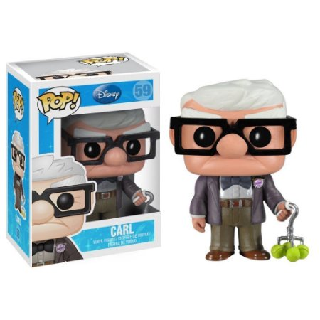 Carl - UP Altas Aventuras - Funko Pop