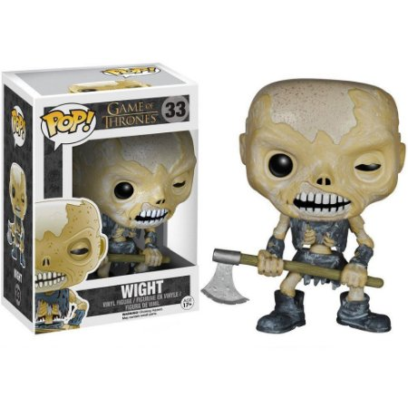 Wight - Game of Thrones - Funko Pop