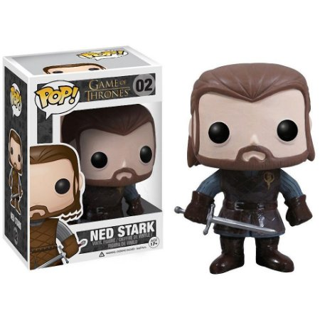 Ned Stark - Game of Thrones - Funko Pop