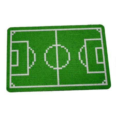 Capacho Campo de Futebol Pixel - Ecológico