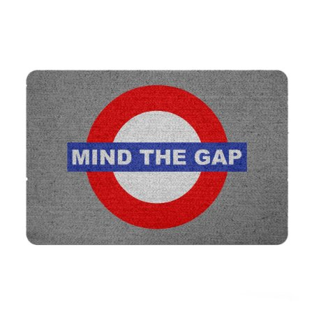 Capacho - Mind the Gap - Londres