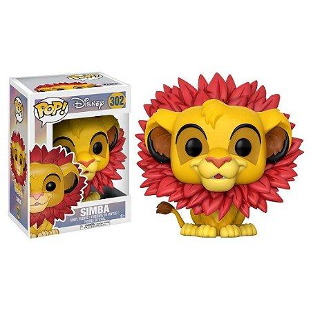 Simba - Rei Leão - Funko Pop