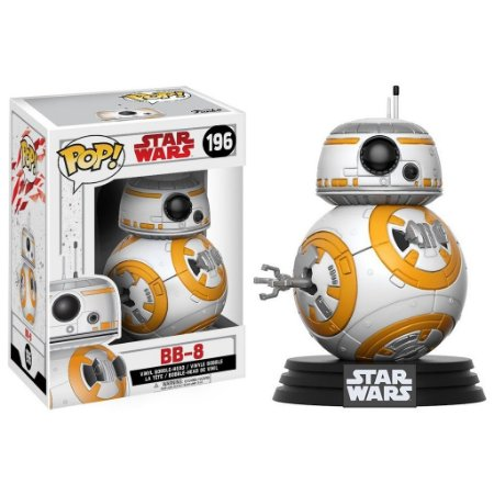 BB-8 (196)  - Star Wars - Funko Pop