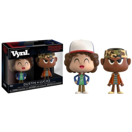 Dustin & Lucas - Stranger Things - Funko Vynl