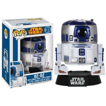 R2D2 - Star Wars - Funko Pop
