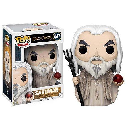 Saruman - Senhos dos Anéis - Funko Pop