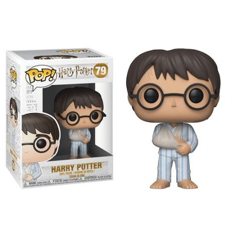 Harry Potter - Pijama e Braço Quebrado - Funko Pop