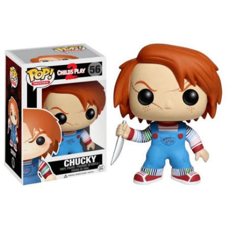 Chucky - Boneco Assassino - Funko Pop