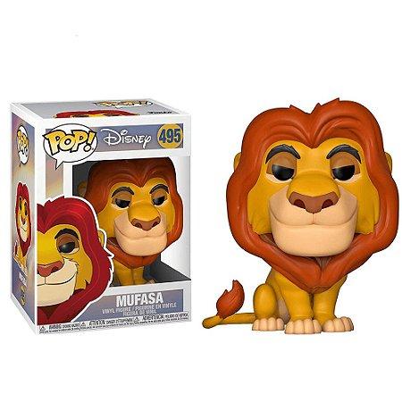 Mufasa - O Reio Leão - Funko Pop