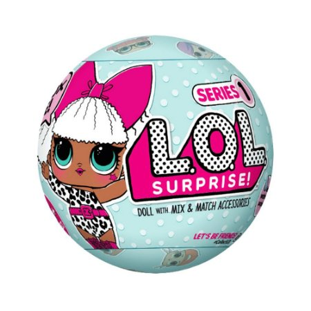 Boneca LOL Surprise - Serie 1