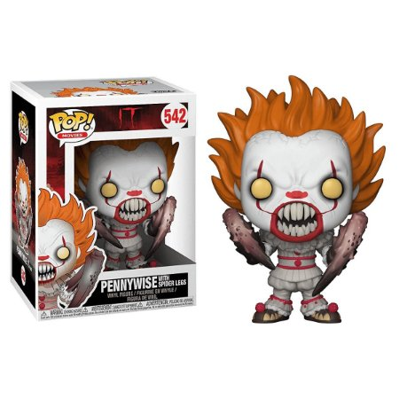 Pennywise (542) - It A Coisa - Funko Pop