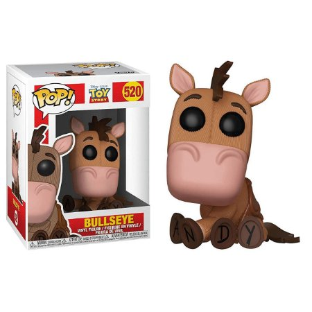 Bala no Alvo - Toy Story - Funko Pop