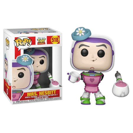 Dona Marocas - Buzz Lightyear - Toy Story - Funko Pop