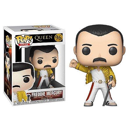 Freddie Mercury - Queen - Funko Pop