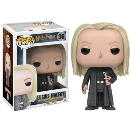 Lucius Malfoy - Harry Potter - Funko Pop