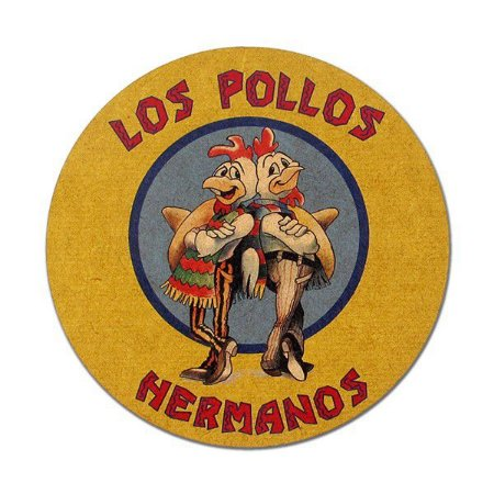 Descanso de Panela Los Pollos Hermanos - Breaking Bad