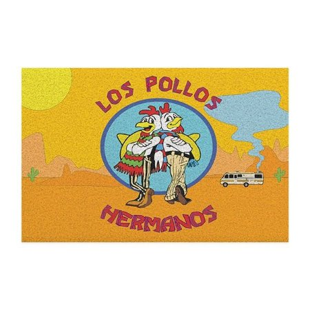 Capacho Los Pollos Hermanos - Breaking Bad