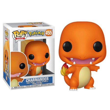 Charmander - Pokemon - Funko Pop