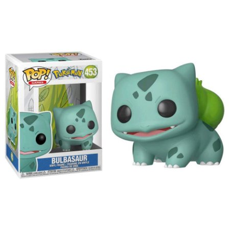 Bulbasaur - Pokemon - Funko Pop