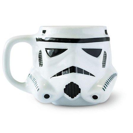 Caneca StormTrooper 3D - Star Wars