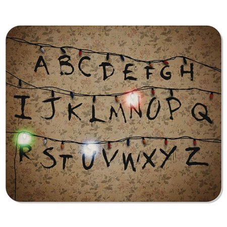 MousePad Stranger Things - Luzes RUN