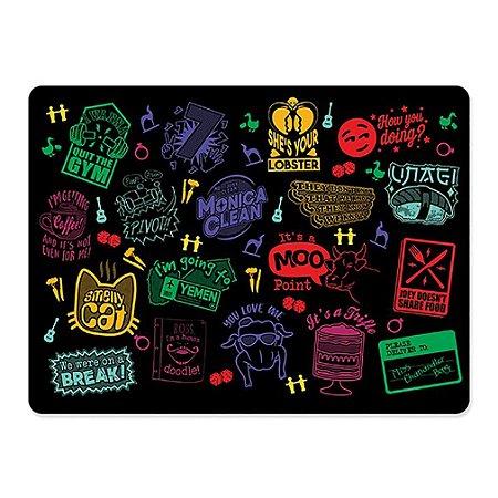 MousePad Gamer - Friends