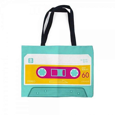 Sacola Bolsa Ecobag - Fita K7