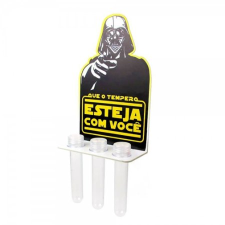 Porta Temperos Darth Vader - Star Wars