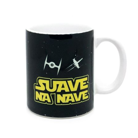 Caneca Suave na Nave - Star Wars