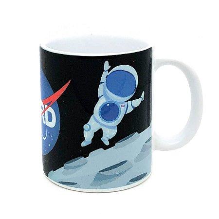 Caneca Astronauta Nerd Space