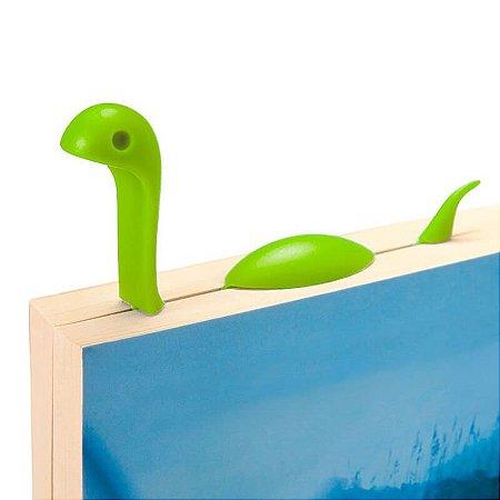 Marcador de Livro - Monstro do Lago Ness - Verde