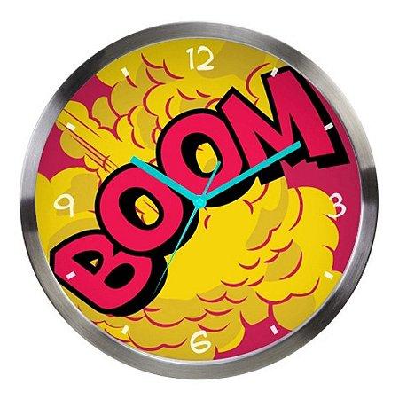 Relógio Boom - DC Comics