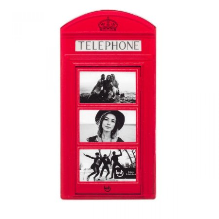 Porta-retrato Cabine de Telefone Londres