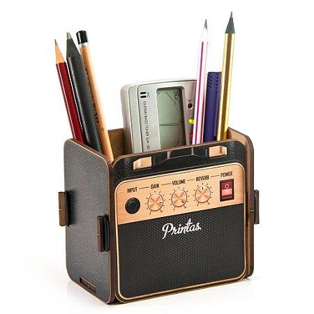 Porta Treco Amplificador