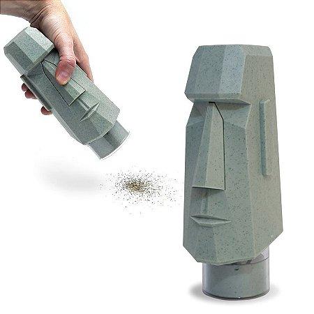 Moedor de Pimenta Moai Tiki