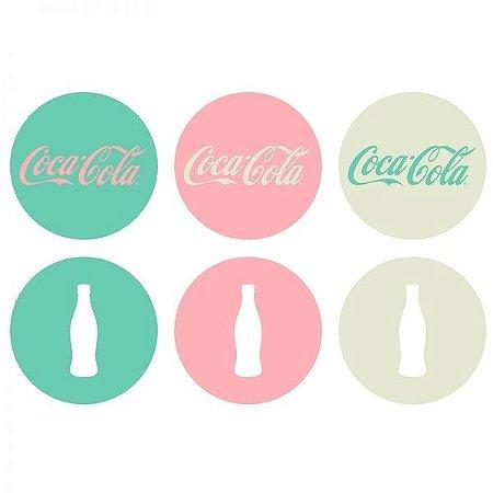 Porta Copos Coca-Cola