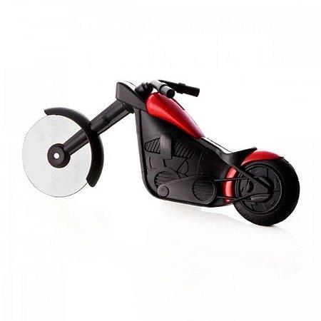 Cortador de Pizza Motorbike